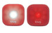 Knog Blinder 1 - Set de lampes - pack de 2 LED standard rouge